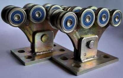 Роликовые опоры для откатных ворот (металл усиленный)