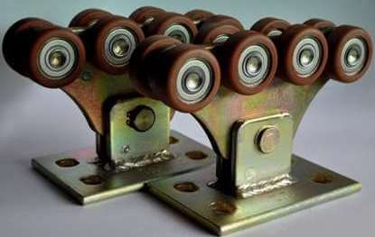 Роликовые опоры для откатных ворот (полимер усиленный)