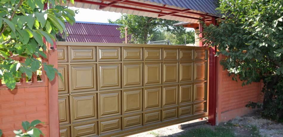 Ворота 1 500 ворота собери сам в ижевске