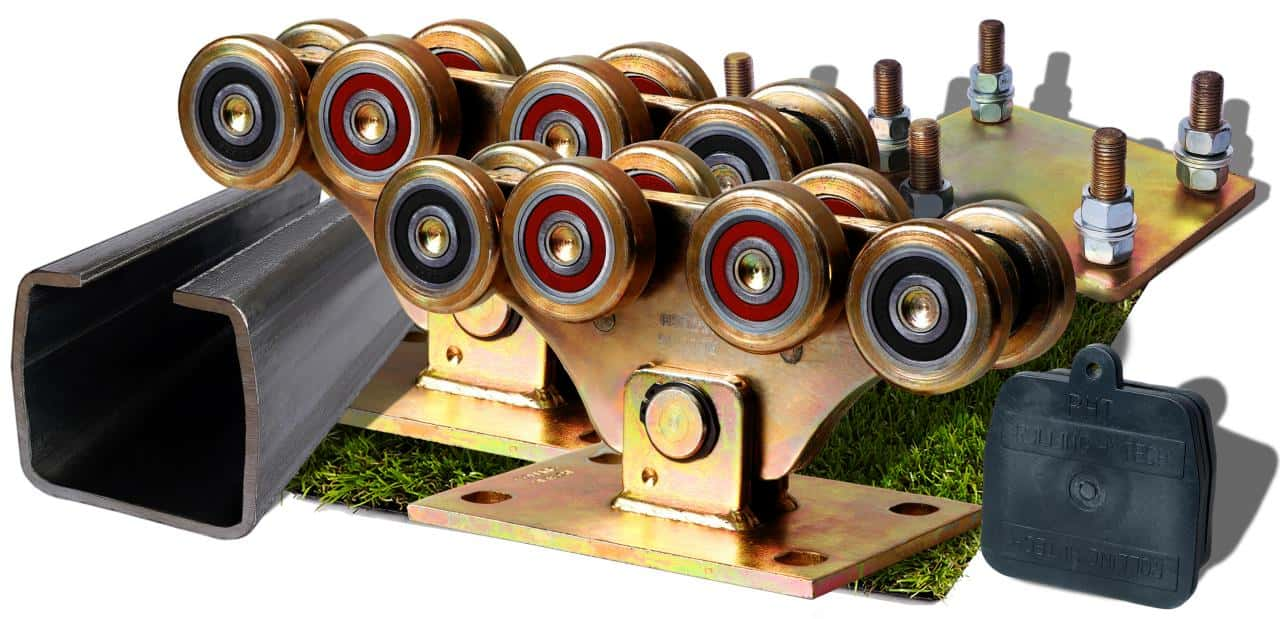 Cantilever Sliding Gate Kit up to 1000kg