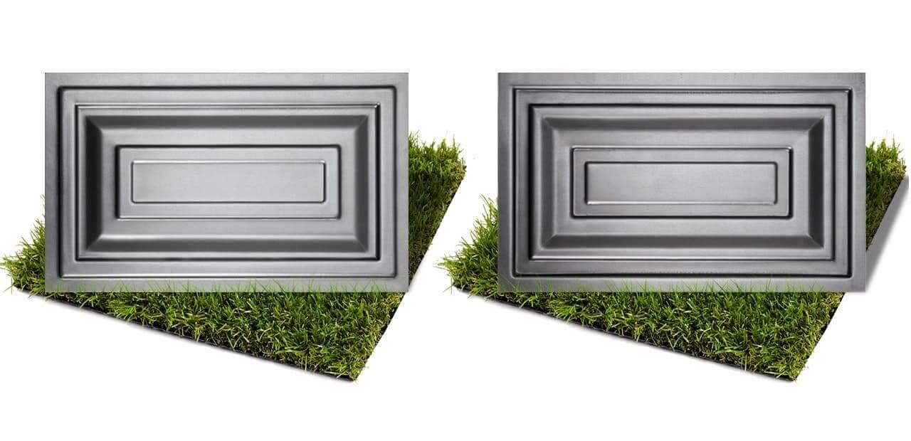 Metal Panel 480х280х1.5mm