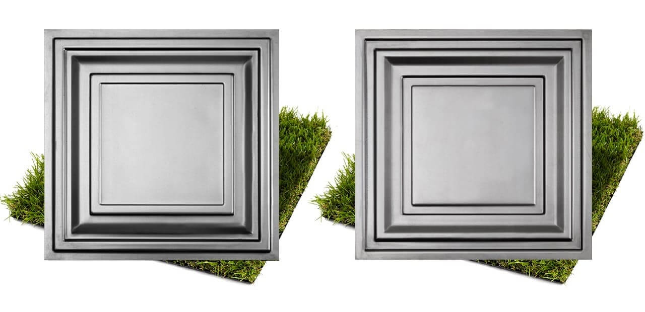 Metal Panel 480х480х1.5mm
