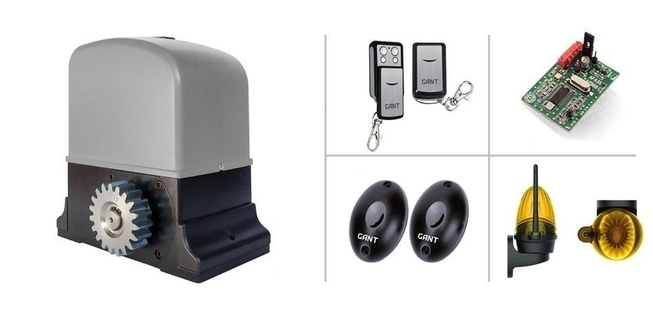 Автоматика для відкатних воріт Gant IZ-1200
