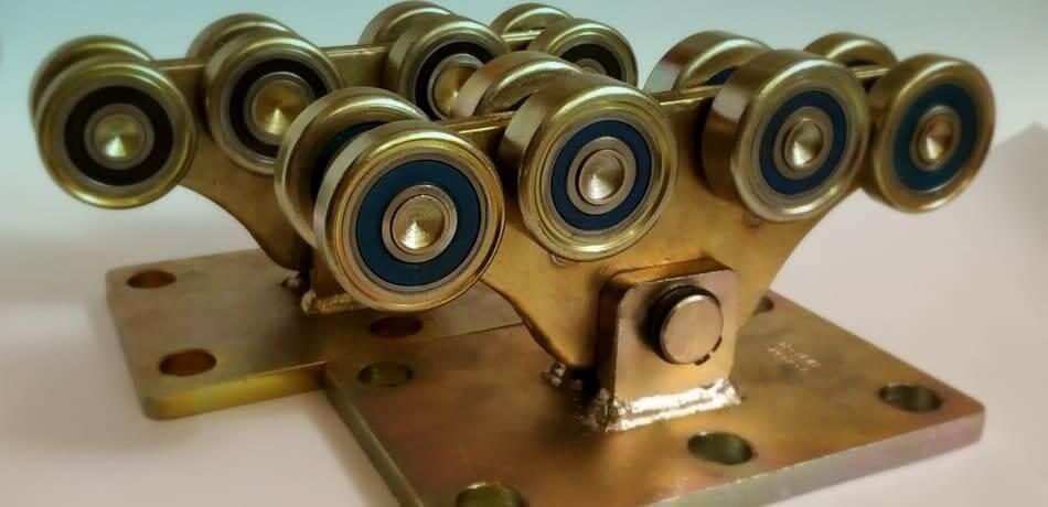 Комплект фурнітури для відкатних воріт до 1500кг