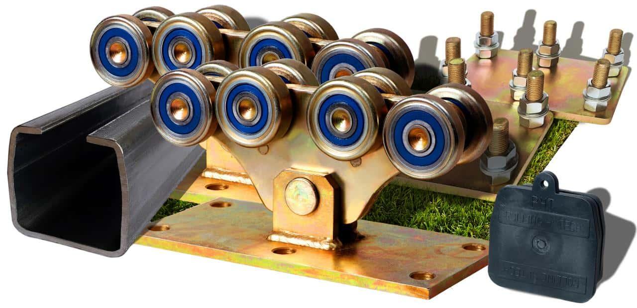 Посилений комплект фурнітури для воріт до 1200кг