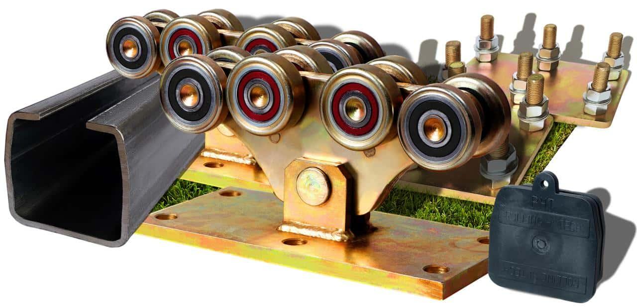 Посилений комплект фурнітури для воріт до 1500кг