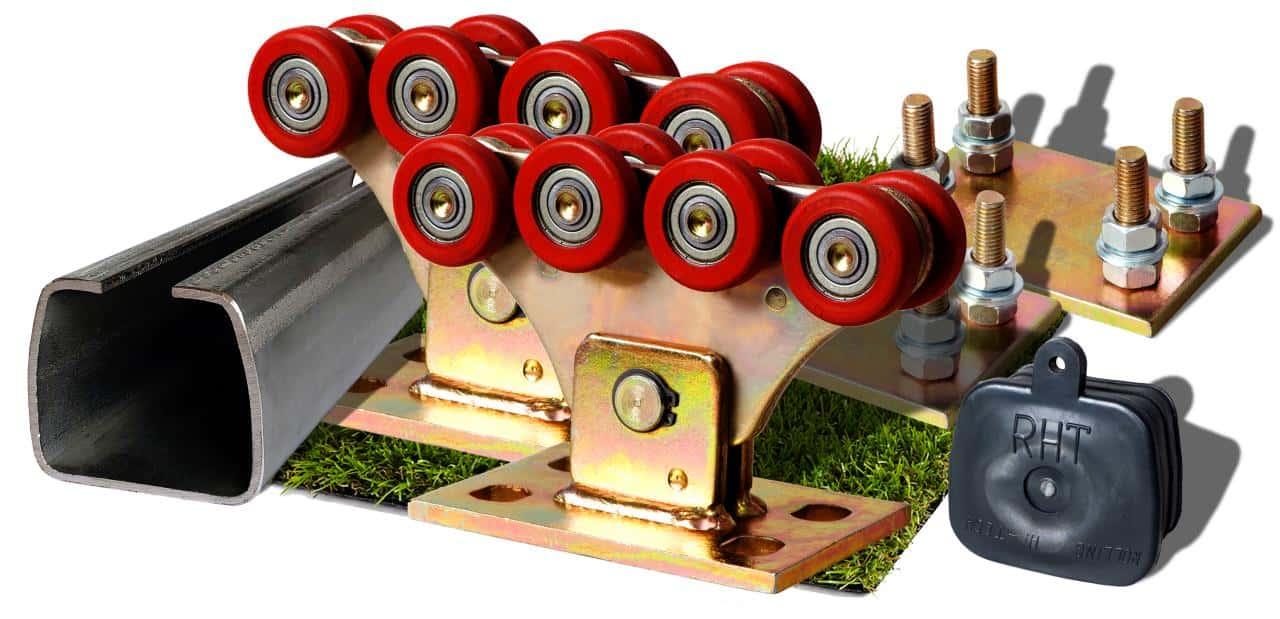 Посилений комплект фурнітури для відкатних воріт до 300кг