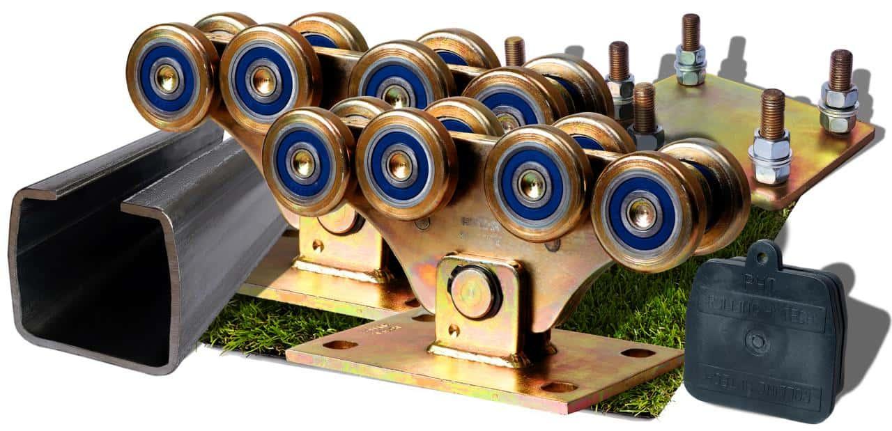 Посилений комплект фурнітури для воріт до 800кг