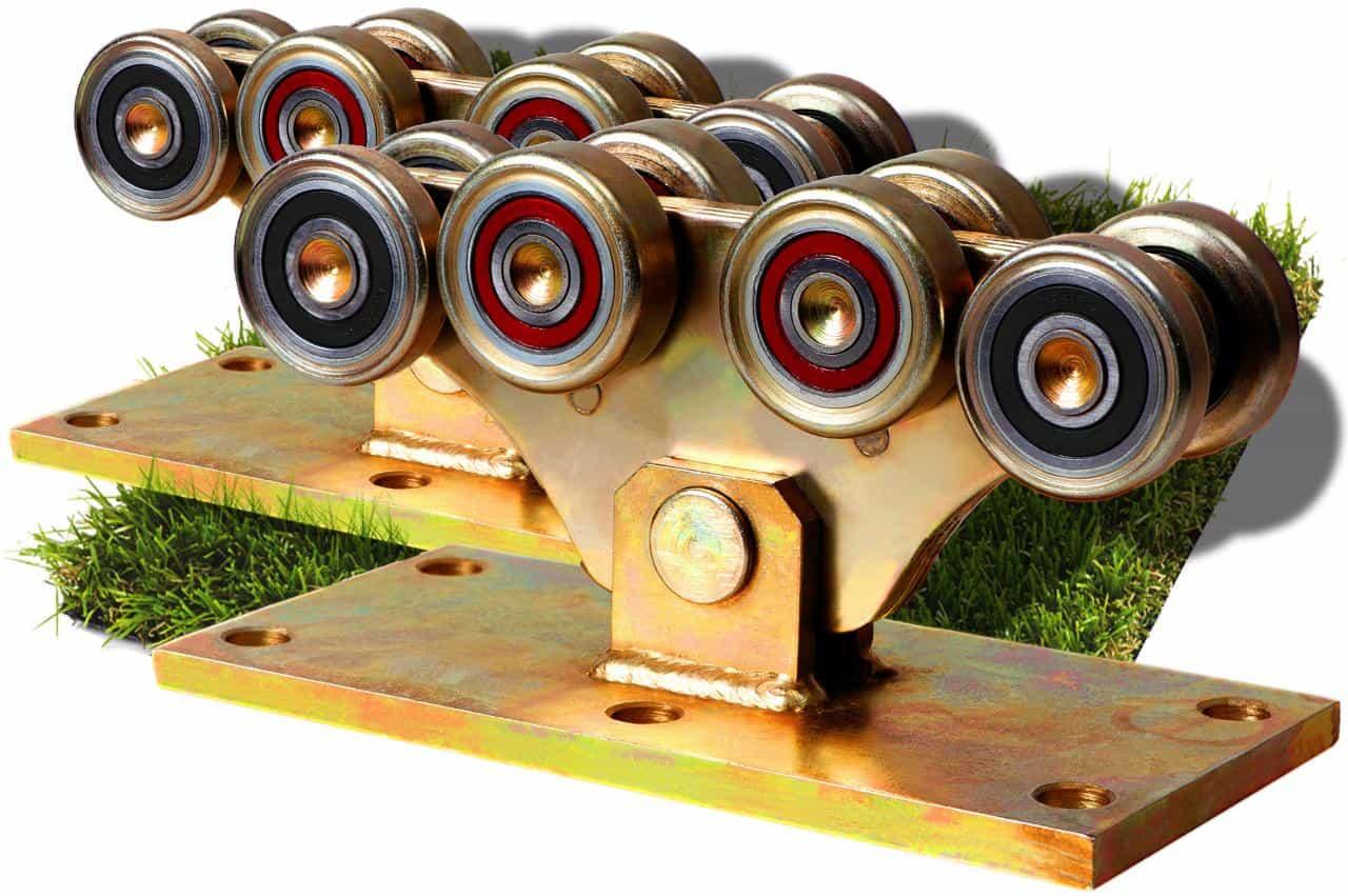 Комплект посиленої фурнітури для воріт до 1500кг