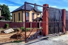 Відкатні ворота «Rolling Hi-Tech»