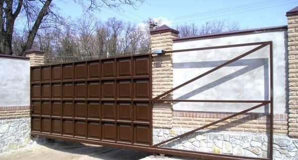 Фільончасті ворота