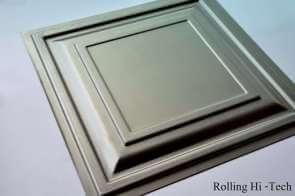 Металлическая филёнка 480x480мм
