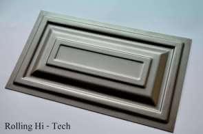 Металлическая филёнка 480x280мм