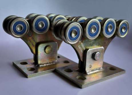Роликовые опоры до 500кг (металл усиленный)