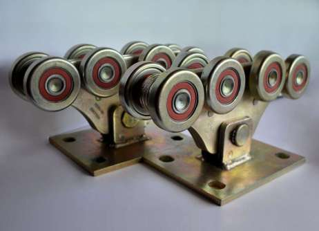 Роликовые опоры до 800кг (металл усиленный)