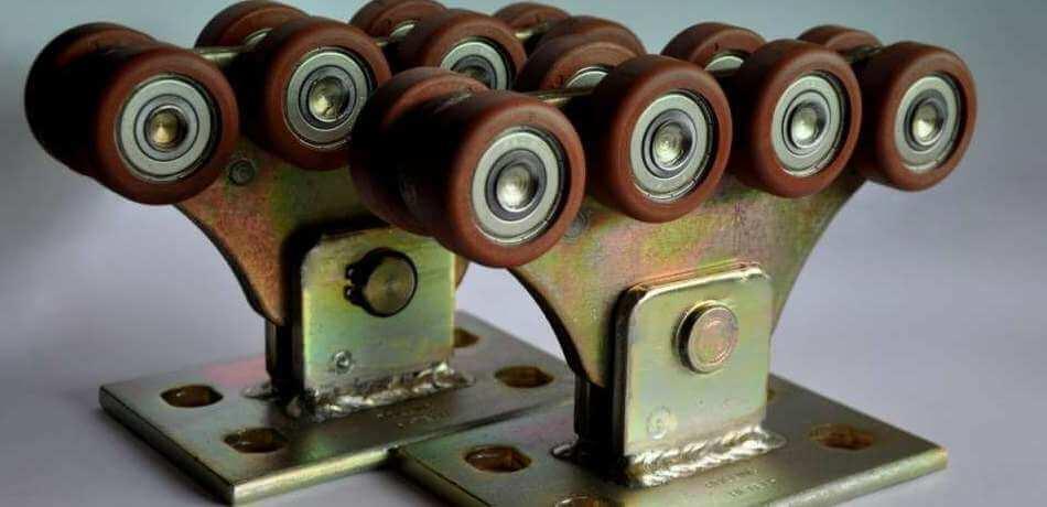 Комплект фурнитуры для откатных ворот до 300кг