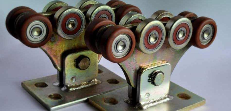 Комплект фурнитуры для откатных ворот до 400кг